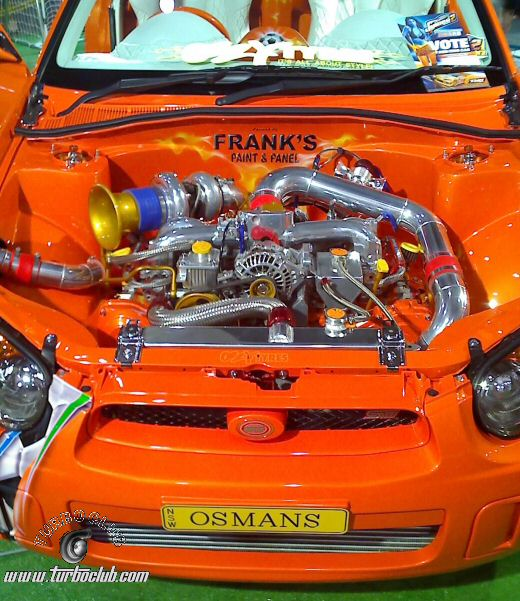 Subaru WRX 003
