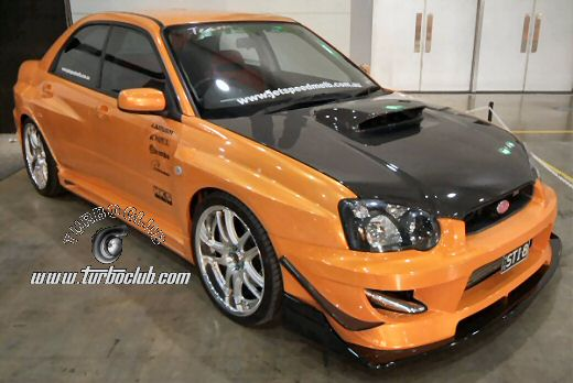 Subaru WRX 008