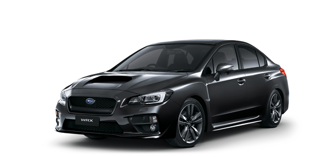 Subaru WRX MY2015